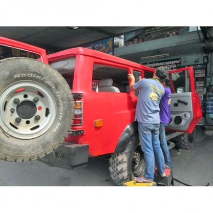 ร้านติดฟิลม์รถยนต์ นนทบุรี