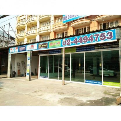 ติดตั้งกระจกรถยนต์ นนทบุรี